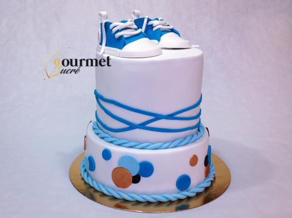 GourmetSucré vous propose les cakes designs Baby Shower