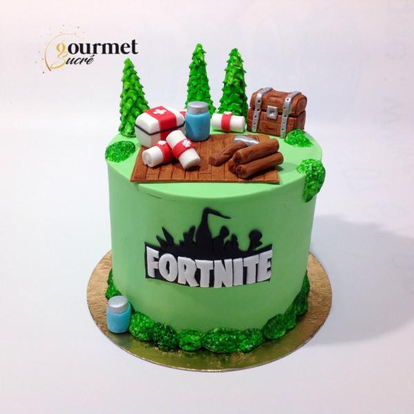 Cake Design Gourmet Sucre